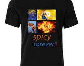 #8 untuk Stephen Curry NBA/Spice for making food creative design oleh hussainanima