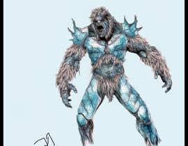 #1 para Create a Yeti Monster wearing Ice Armor por Gimio
