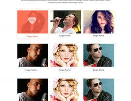 SadunKodagoda tarafından Design a Website for Music Band introduction site için no 12