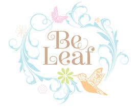 "#290 for Design a Logo for ""Be Leaf"" - a new Essential Oils Company af davewangdesign"