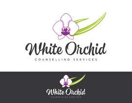 #14 para Design a Logo for White Orchid Counselling por AudreyMedici