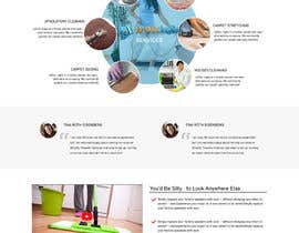 #2 para JDI: Design a Website Mock-up for a Home Service Company por webidea12