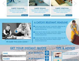 #31 untuk JDI: Design a Website Mock-up for a Home Service Company oleh alvinmasalembo