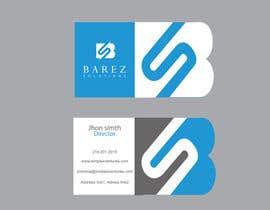 Nro 80 kilpailuun Design some Stationery for Barez Solutions. käyttäjältä gohardecent
