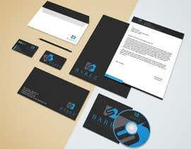 Nro 122 kilpailuun Design some Stationery for Barez Solutions. käyttäjältä anikush