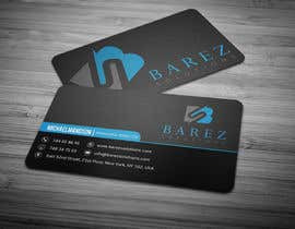 #123 untuk Design some Stationery for Barez Solutions. oleh anikush
