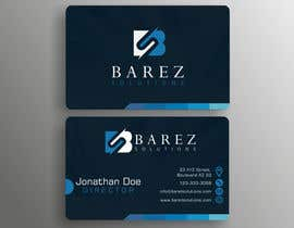 Nro 45 kilpailuun Design some Stationery for Barez Solutions. käyttäjältä anibaf11