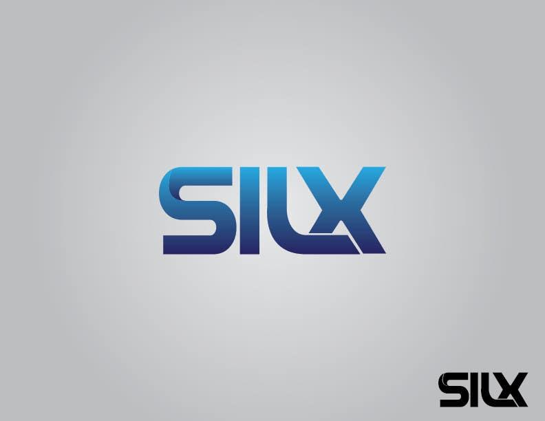 Penyertaan Peraduan #8 untuk Design a Logo for SilX