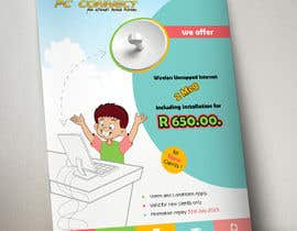 #57 untuk Design an Advertisement for Wireless Internet 2 oleh mahfujaselim