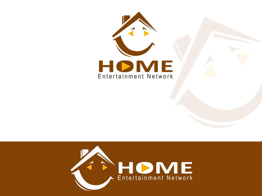 Entry #24 by talhafarooque for Home Entertainment Network Logo ...