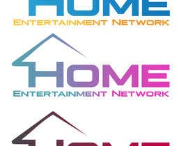 #12 untuk Home Entertainment Network Logo Design oleh AshoxDz