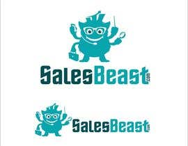 #514 for Design a Logo for new website: SalesBeast af arteq04