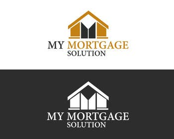 meshkatcse tarafından Design a Logo for My Mortgage Solution için no 49