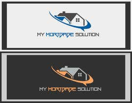 #42 para Design a Logo for My Mortgage Solution por benhammouanas