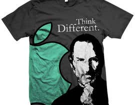 #36 untuk T-shirt Design for IndoPotLuck - Steve Jobs Tribute oleh feddyups