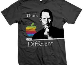 #25 untuk T-shirt Design for IndoPotLuck - Steve Jobs Tribute oleh feddyups