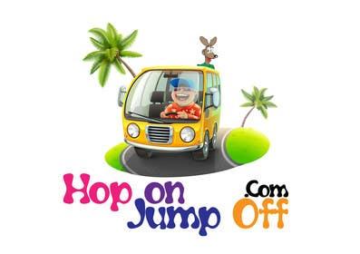 #53 untuk Design a Logo Hoponjumpoff.com oleh BDamian