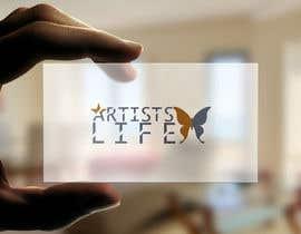 #552 cho Design a Logo for Artists Life bởi bagas0774