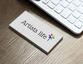 #529 cho Design a Logo for Artists Life bởi danielmoffat