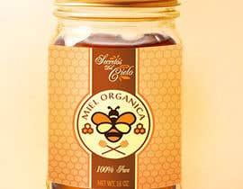 #85 para Diseñar un logotipo para una marca de miel orgánica por imagencreativajp