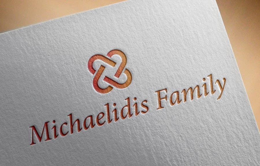 Konkurrenceindlæg #19 for Design a Logo for the Michaelidis Family