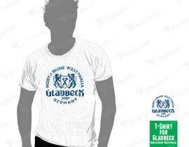 #22 untuk Gladbeck T-Shirt Designs oleh avtoringUK