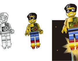 #4 para Make your LEGO Minifigures Design comes REAL por nanocb72