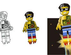 #4 untuk Make your LEGO Minifigures Design comes REAL oleh nanocb72