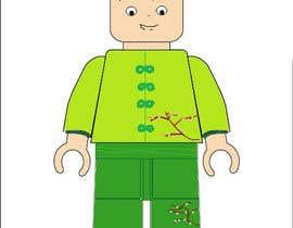 #3 untuk Make your LEGO Minifigures Design comes REAL oleh xinyinglew