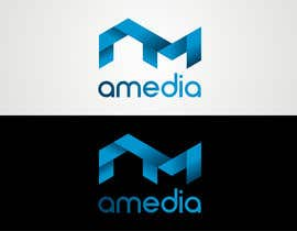#315 for Design a Logo for Amedia by mmpi