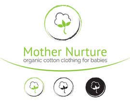 #71 cho Design a Logo for Organic Baby Clothes Brand bởi DotWalker