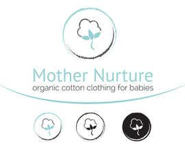 #94 for Design a Logo for Organic Baby Clothes Brand af DotWalker