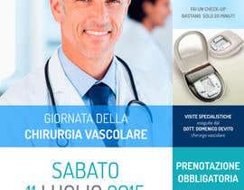 "#7 untuk Locandina ""giornata visite vascolari"" oleh thenotec"