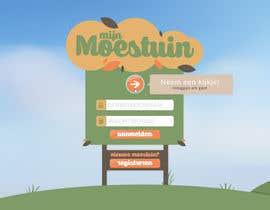 Nro 2 kilpailuun Moestuin applicatie käyttäjältä Octosaurus
