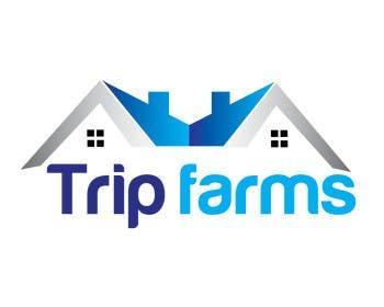 Nro 46 kilpailuun Design a Logo for Tripfarms käyttäjältä sheraz00099