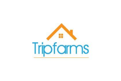 Nro 52 kilpailuun Design a Logo for Tripfarms käyttäjältä irumaziz12