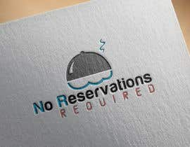 "#39 untuk Design a Logo for ""No Reservations Required"" oleh skpixelart"