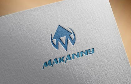 #2 untuk Design a Logo for MAKANNY oleh chtanveeritp