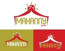#12 for Design a Logo for MAKANNY af eslamalaaeldin