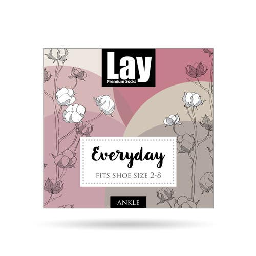 Kilpailutyö #9 kilpailussa Create Print and Packaging Designs for Lay 3 Pair Pack