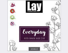 #12 untuk Create Print and Packaging Designs for Lay 3 Pair Pack oleh gabren