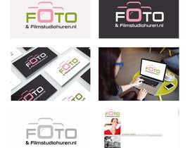 "#8 untuk Ontwerp een Logo and colorboard for ""Foto & Filmstudiohuren.nl"" oleh shkabdulwahab"