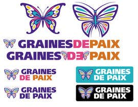 BambinoGraphix tarafından *Graines De Paix* Logo Contest için no 462