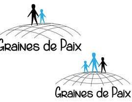 BambinoGraphix tarafından *Graines De Paix* Logo Contest için no 600
