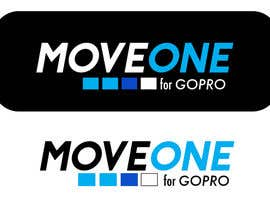 #17 for Projetar um Logo - MOVE ONE For GoPro. Be a HERO. by diegocatto