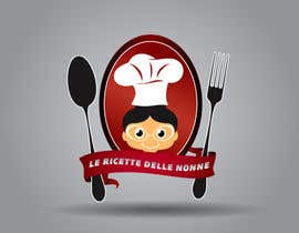 #3 untuk Disegnare un Logo for cooking recipes site and news oleh bacemsaibi