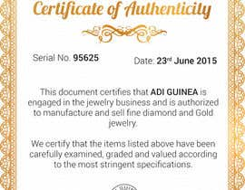 #62 for Develop a Corporate Identity for A gold jewelry shop by dpk2877