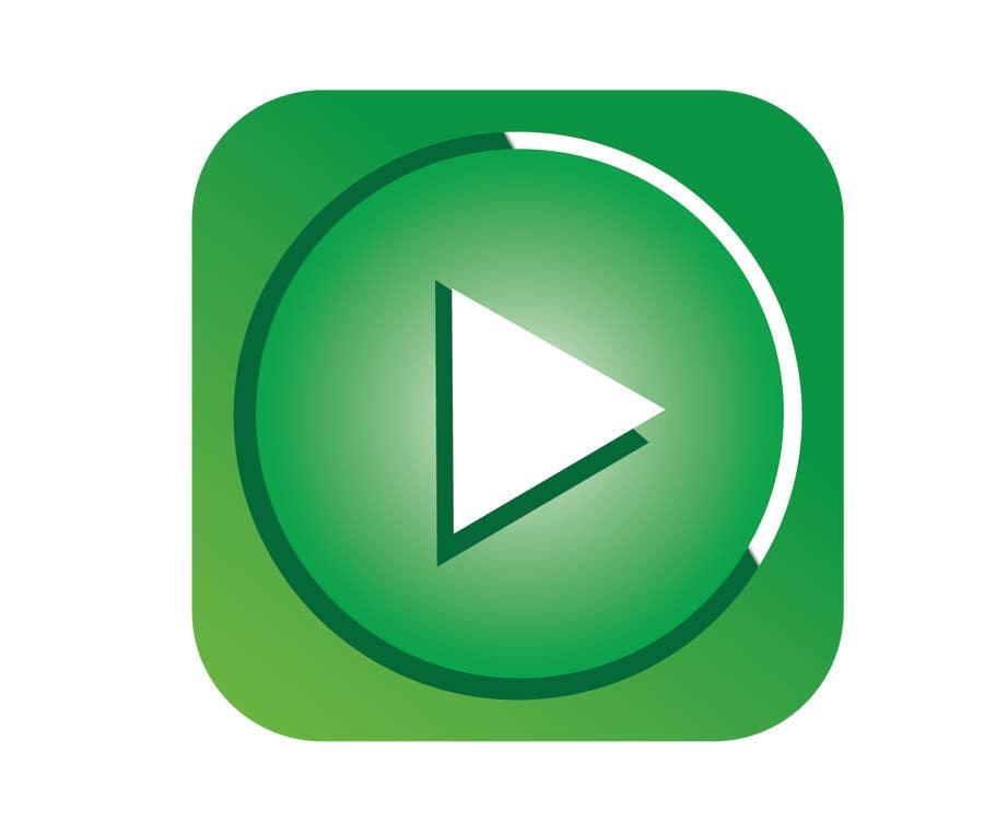 Kilpailutyö #58 kilpailussa Design a Logo for a Music Player app