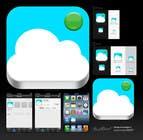 Bài tham dự #4 về Graphic Design cho cuộc thi Design new icon for existing iOS app