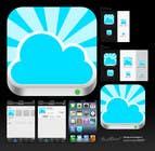 Bài tham dự #7 về Graphic Design cho cuộc thi Design new icon for existing iOS app